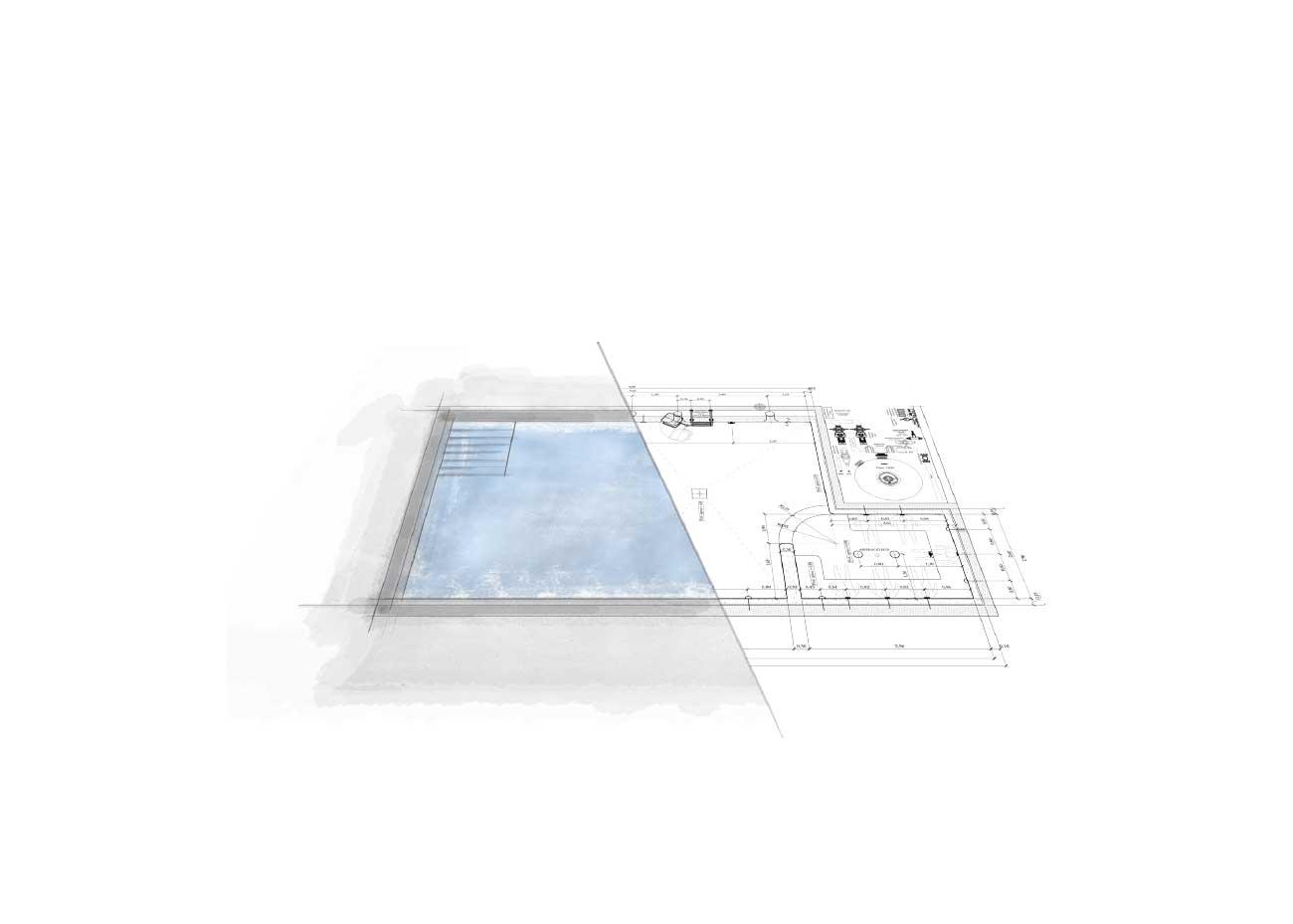 Diseño piscinas cubiertas