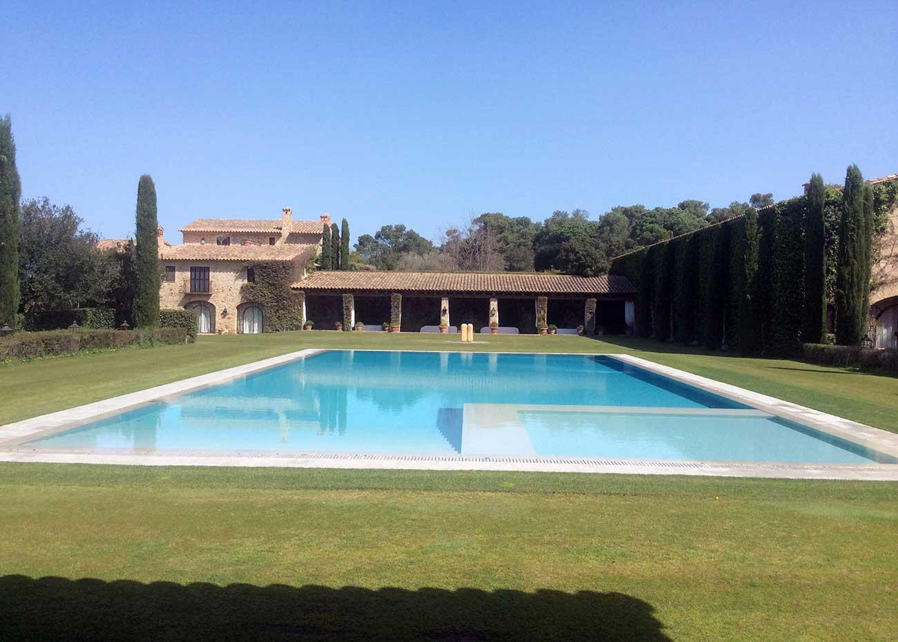 Reforma integral de piscines