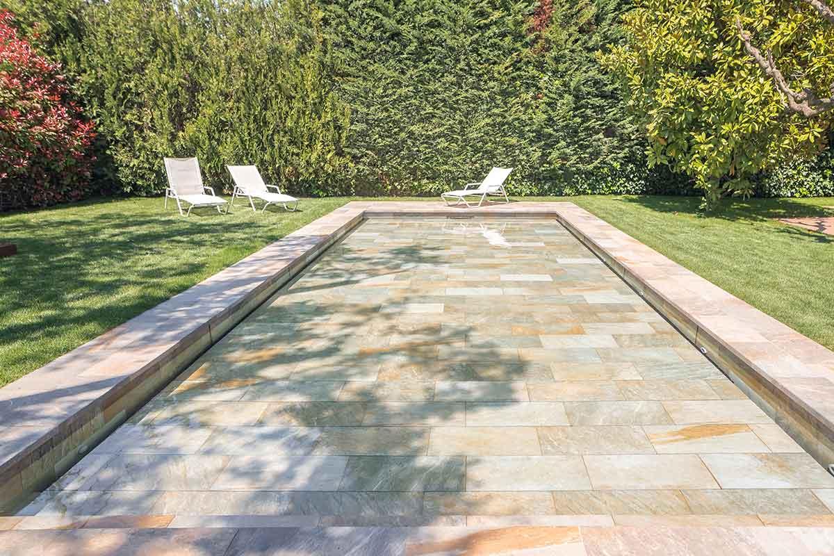 Una piscina, quatre escenaris